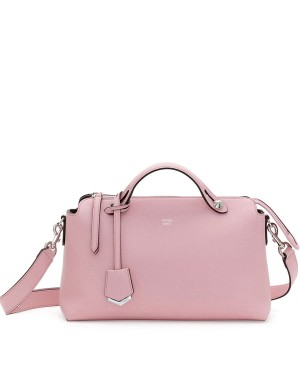Fendi By The Way Small Satchel Bag Pink