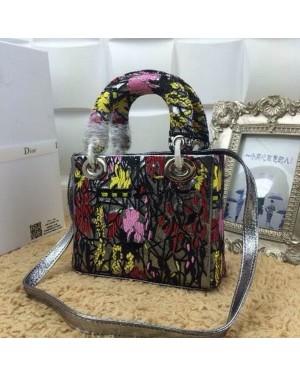Hot Imitation Dior Lady Handbag Snakeskin